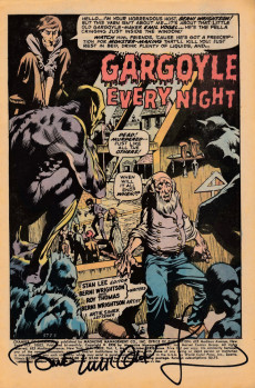 Extrait de Chamber of Darkness (Marvel - 1969) -7- Chamber of Darkness #7