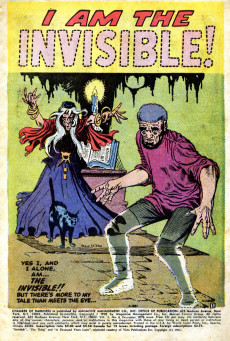 Extrait de Chamber of Darkness (Marvel - 1969) -8- Chamber of Darkness #8