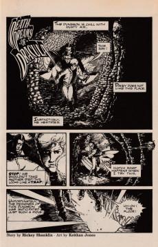 Extrait de Death Dreams of Dracula -2- Death Dreams of Dracula #2