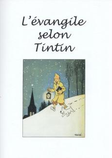 Extrait de Tintin - Pastiches, parodies & pirates - L'Évangile selon Tintin
