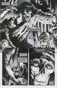 Extrait de Frankenstein Alive, Alive! (2012) -1- Frankenstein Alive, Alive! #1