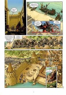 Extrait de Anachron -4- L'héritage du Héros