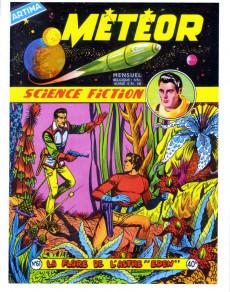 Extrait de Météor (Intégrale) -12- La planète des fusée perdues