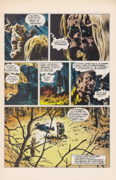 Extrait de Berni Wrightson Master of The Macabre (1983) -2- Berni Wrightson Master of the Macabre #2