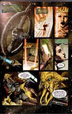 Extrait de Star Wars - Clone Wars -1- La défense de Kamino