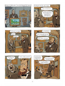 Extrait de Les aventuriers du cubisme - Les Aventuriers du Cubisme
