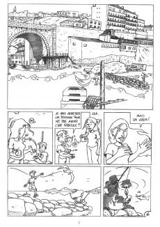 Extrait de Ambre & Arno (Une aventure de) -1- Enquête à quatre mains