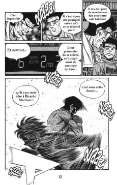 Extrait de Ippo - Saison 5 - Dans l'ombre du champion -20- Tome 20