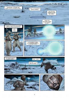 Extrait de Wunderwaffen -14- Le Feu du ciel