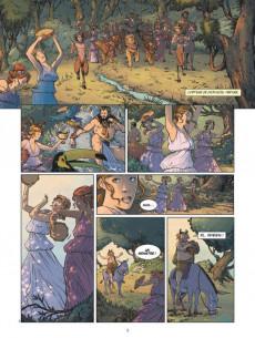 Extrait de Les mésaventures du roi Midas - Les Mésaventures du roi Midas
