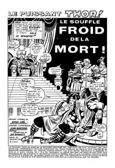 Extrait de Thor (Éditions Héritage) -1- Le souffle froid de la mort