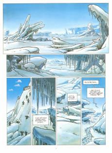Extrait de Terre mécanique -2- Antartica