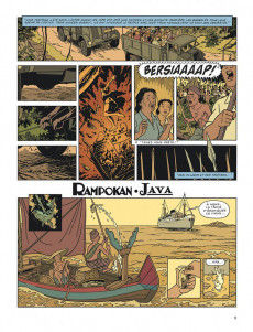 Extrait de Rampokan - Tome INT TT