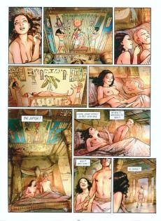 Extrait de Les reines de sang - Cléopâtre, la Reine fatale -2- Volume 2