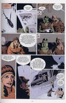 Extrait de B.P.R.D. -1- Au creux de la Terre & autres histoires