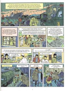 Extrait de Blake et Mortimer (Les Aventures de) -25TL- La Vallée des Immortels - Tome 1 - Menace sur Hong Kong