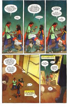 Extrait de Ms. Marvel -8- Génération perdue