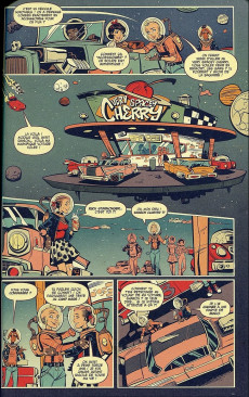 Extrait de Tank Girl -10- Gold