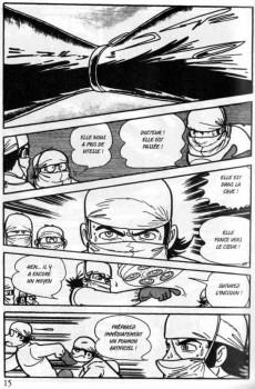 Extrait de Blackjack (Tezuka) -2- Tome 2