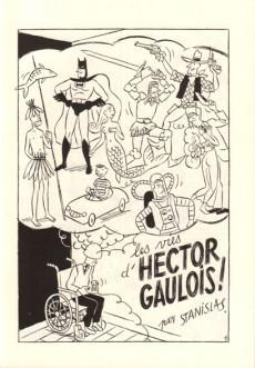 Extrait de Les vies d'Hector Gaulois !