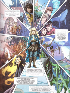 Extrait de La quête d'Ewilan -6- Merwyn Ril'Avalon