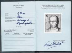 Extrait de Louis la Guigne -HS1- Passeport