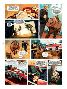 Extrait de Ava Granger -1- Commando Commanda