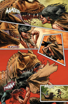 Extrait de Savage (Valiant) - Savage