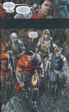 Extrait de Justice League Rebirth -5- Héritage