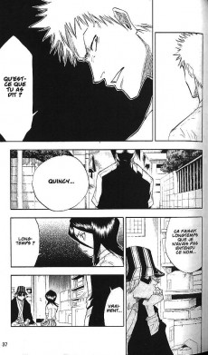 Extrait de Bleach -5- Rightarm of the Giant