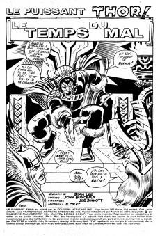 Extrait de Thor (Éditions Héritage) -2- Le temps du mal