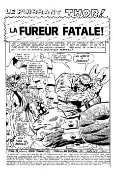 Extrait de Thor (Éditions Héritage) -4- La fureur fatale!