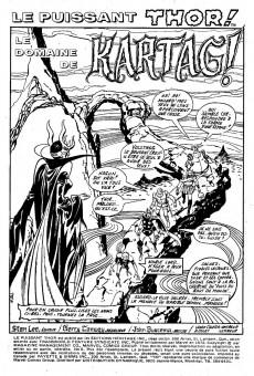 Extrait de Thor (Éditions Héritage) -6- Le domaine de Kartag!