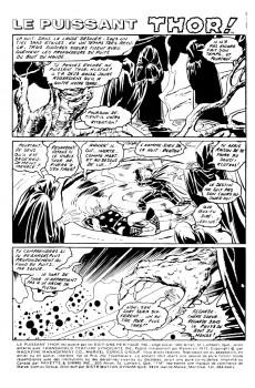 Extrait de Thor (Éditions Héritage) -10- Gare à... Ragnarok!