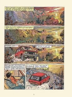 Extrait de Lefranc - La Collection (Hachette) -6- Opération thor