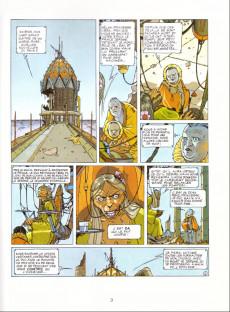 Extrait de Les eaux de Mortelune -5a2002- Vague à lames