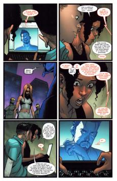 Extrait de Invincible Iron Man : Ironheart -1- Naissance d'une héroïne