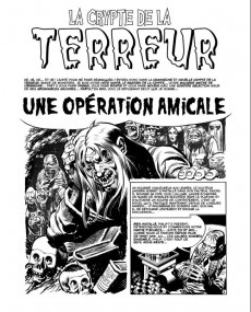 Extrait de Tales from the Crypt (Akileos) -INT5- Volume 5