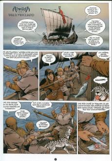 Extrait de Alwilda -2- La pirate de la baltique