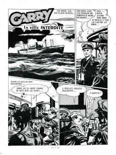 Extrait de Garry (sergent) (Imperia) (1re série grand format - 1 à 189) -109- La ville interdite