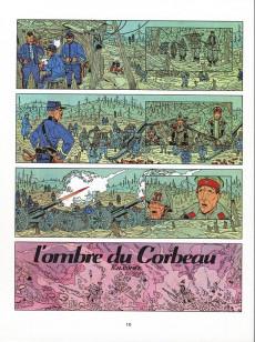 Extrait de L'ombre du corbeau - Tome a1984