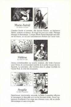 Extrait de La mémoire des arbres -5COF- La belle coquetière 1
