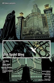 Extrait de Batman (2016) -59- The Tyrant Wing, Part Two