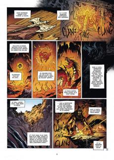Extrait de La geste des Chevaliers Dragons -INT06- Intégrale 6