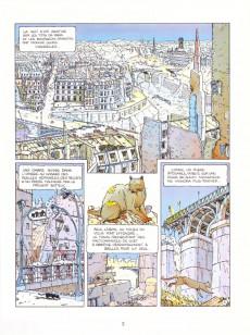 Extrait de Les eaux de Mortelune -1b2001- L'échiquier du rat