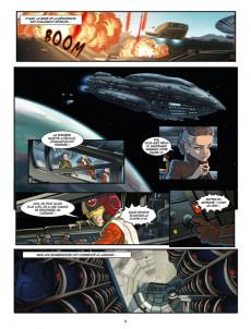 Extrait de Star Wars (Delcourt / Disney) -8- Les Derniers Jedi