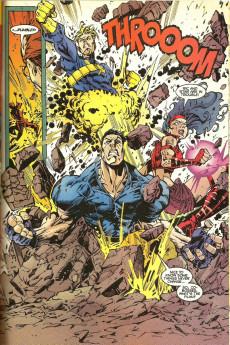 Extrait de X-Force Vol.1 (Marvel comics - 1991) - Loose ends