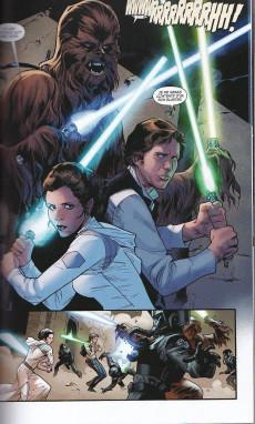 Extrait de Star Wars (Panini Comics - 100% Star Wars) -INT- Absolute Star Wars - 1.Skywalker passe à l'attaque