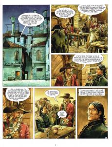 Extrait de Giacomo C. - Retour à Venise -2- Tome 2 - Le maître d'école
