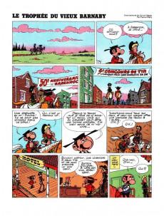 Extrait de Jim L'astucieux (Les aventures de) - Jim Aydumien -34- Le tropée du vieux barnaby